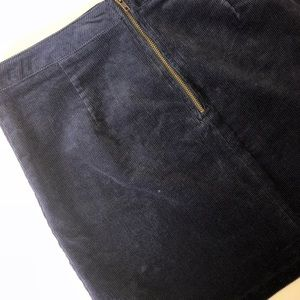 Forever 21 Skirts - Corduroy A-Line Mini Skirt